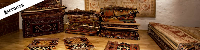 oriental rug consulting